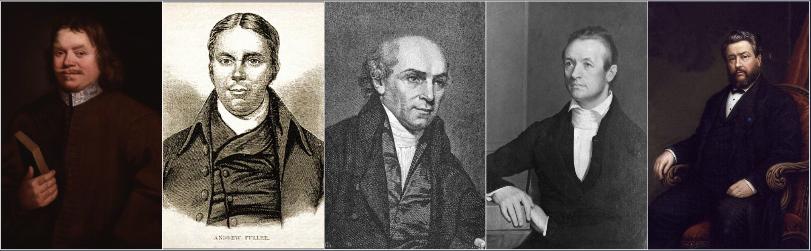 Reformed Bpatist Preachers